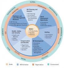 Human Resource Activities