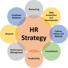 Components of HR Strategy